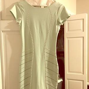 Bebe Bodycon Studded Dress